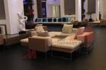 Мебели от естествен ратан за лоби и хотел