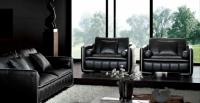 Луксозна мека мебел от кожа